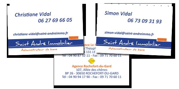 Saint André Immobilier au Pontet (84)